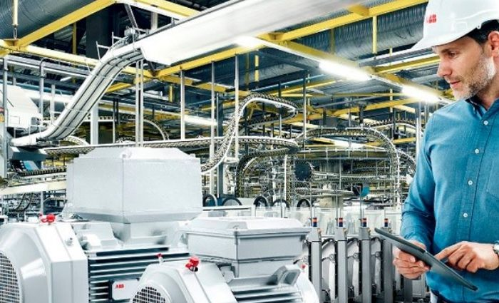 ABB unveils industrial-scale wireless condition monitoring solution for rotating equipment
